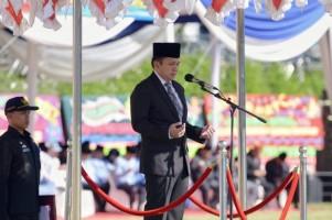 Peringati Hardiknas, Gubernur Ridho TegaskanPembangunan SDM Berkualitas