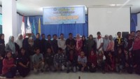 Peringati Hari Air Sedunia, Poltapala Gelar Seminar Lingkungan