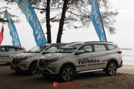 Periode Januari-April, Penjualan Daihatsu Naik 10 Persen