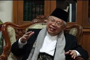Pernyataan Ma'ruf Amin cuma Kiasan