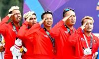 Perolehan Medali Asian Games 2018 Hingga Hari Keenam