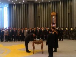 Perry Warjiyo Resmi Jabat Gubernur BI