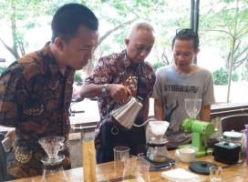 Persaki Dukung Budaya Minum Kopi Robusta Lampung