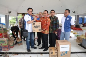 Persatuan Nelayan Tradisional Indonesia Bantu Korban Tsunami