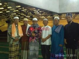 Persiapan Masjid Baitusshobur Jelang Salat Id dan Malam Takbiran