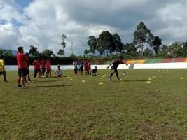 Persilab Siap Hadapi Perandingan Liga III Zona Lampung