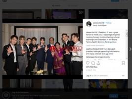 Personel Super Junior Terinspirasi dengan Presiden Jokowi