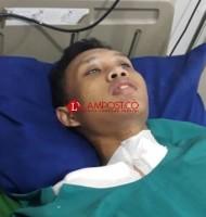 Pertahankan Motor, Karyawan Humasjaya Ditembak Begal