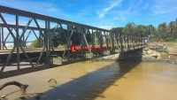 Pertaruhan di Jembatan Bailey