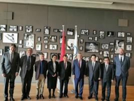 Pertemuan JK-Bach BuktiIndonesia Serius Gelar Olimpiade 2032