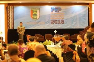 Pesawaran Gaet Investor Lewat PIP di Jakarta