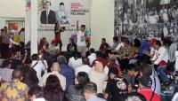 Pesawat Lion Air Jatuh, Relawan Pro-Jokowi Gelar Doa Bersama