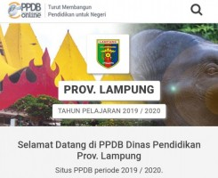 Peserta Lulus PPDB SMA/SMK Bisa Dicek Secara Online