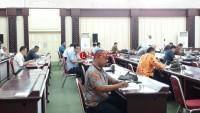 Peserta Seleksi Anggota Komisi Informasi Lampung Kerjakan 100 Soal