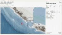 Pesisir Barat Diguncang Gempa Tiga Kali