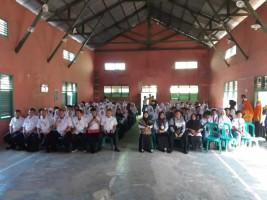 Pesisir Barat Gelar OSN SMA Tingkat Kabupaten