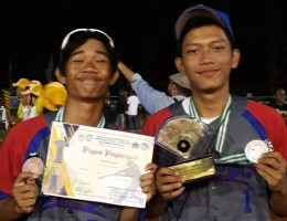Pesofbol Lampung Raih The Best Pitcher-All Star di Kejurnas