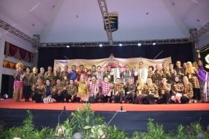 Pesona Budaya Nusantara Kagama Winisudha Digelar di Metro