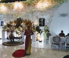 Pesta Adat Nusantara Kemilaukan Wedding Expo Horison
