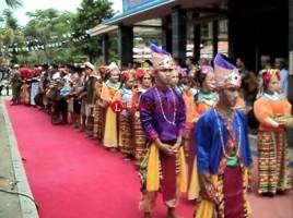 Pesta Laut Melawai Tanggamus Semaraki Parade Nusantara