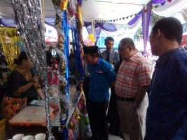 Pesta Minat Bakat dan Bazar IIB Darmajaya Gali Potensi Mahasiswa