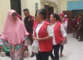 Pesta Sabu, Dua Janda Dituntut 22 Bulan Penjara