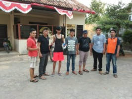 Pesta Sabu, Dua Pemuda Diamankan Polsek Sungkai Selatan