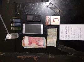 Pesta Sabu, Tiga Warga Krui Digelandang ke Kantor Polisi