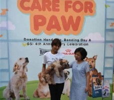 Pet Kingdom Gelar Care For Paw