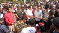 Petani di Lamsel Diharapkan Bisa Berkontribusi Swasembada Pangan