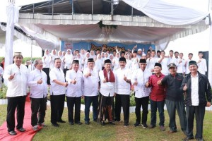 Petani Mitra Bersatu Menggelar Doa Bersama Untuk Indonesia