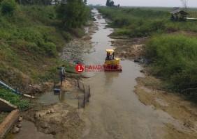 Petani Pulaujaya Khawatir Pasokan Air Berkurang