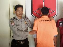 Petugas Gabungan Tangkap Pelaku Curat