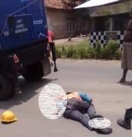 Petugas PLN Tewas Terlindas Roda Unit Gardu Bergerak