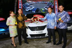 Peugeot 3008 Raih Gelar Indonesian Car of The Year 2018