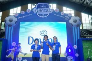 Pewangi Pakaian Downy Sports Diluncurkan