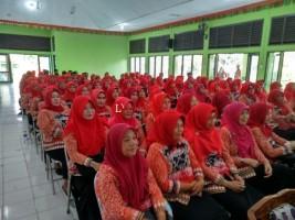 PGRI Lampung Minta Pemda Anggarkan Gaji Guru Honorer dalam APBD