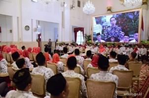 PGSI Minta Presiden Perhatikan Kesejahteraan Guru Honorer dan Swasta