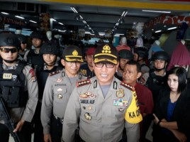 Pilkada, Polisi Tangerang Dilarang Nonton Piala Dunia