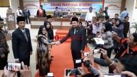 Pimpinan DPRD Mesuji Resmi Dilantik
