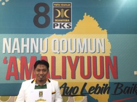 Pimpinan PKS Jemput Rekom Struktur Fraksi DPRD