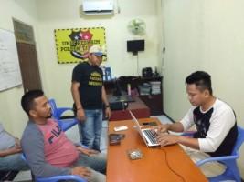 Pj Kades Tirtalaga dan Wartawan Menjadi Korban penganiayaan