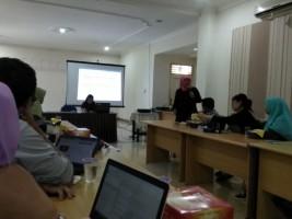 PKBI Lampung Ajak Jurnalis Pahami Isu HKSR