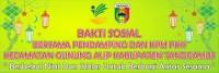 PKH Gunung Alip Salurkan 300 Paket Bantuan