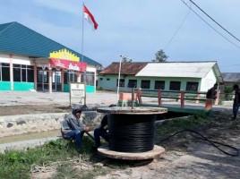 PLN Kebut Jaringan Listrik 3 Kecamatan Di Mesuji