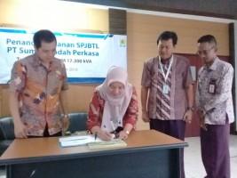 PLN Lampung Layani 24 Pelanggan Premium