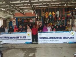 PLN Luncurkan 10 Program CSR di Lampung