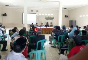 PLN Sosialisasi Pembebasan Lahan Pembangunan Gardu Induk
