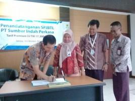 PLN Tambah Pelanggan Premium Dukung Produktivitas CPO