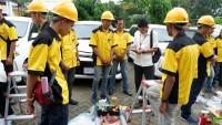 PLN UP3 Metro Gandeng PT LAP Jalani Tertib Listrik